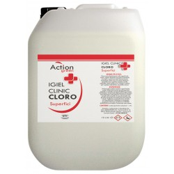 IGIEL CLINIC CLORO SUPERFICI 10 L