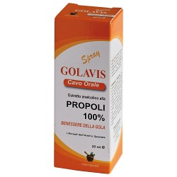 GOLAVIS PROPOLI SPRAY 20ML