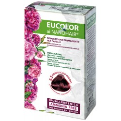 EUCOLOR TINTURA 6.5 BIONDO SCURO MOGANO 60 ML