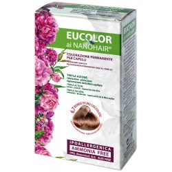 EUCOLOR TINTURA 6.7 BIONDO SCURO CIOCCOLATO 60 ML