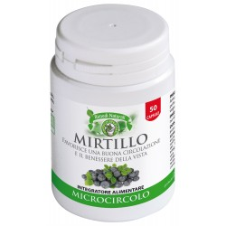 MIRTILLO 50 capsule