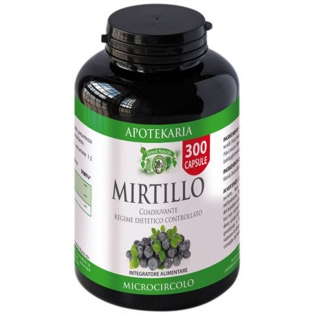 MIRTILLO 300 CAPSULE