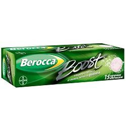 Bayer Berocca Boost Effervescente 15 Compresse