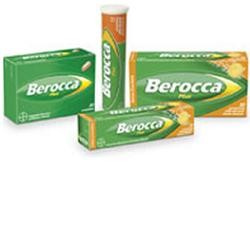 Bayer Berocca Plus 15 Compresse Effervescente