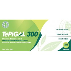 Sherman Tree Nutraceutic. Tepigal 300 Mg 30 Compresse