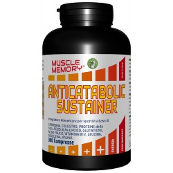MUSCLE MEMORY ANTICATABOLIC SUSTAINER 300 cpr 1g