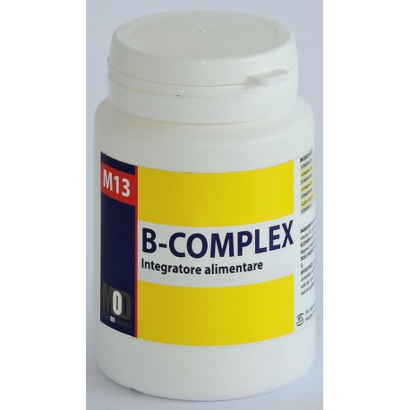 B-COMPLEX 50 cpr