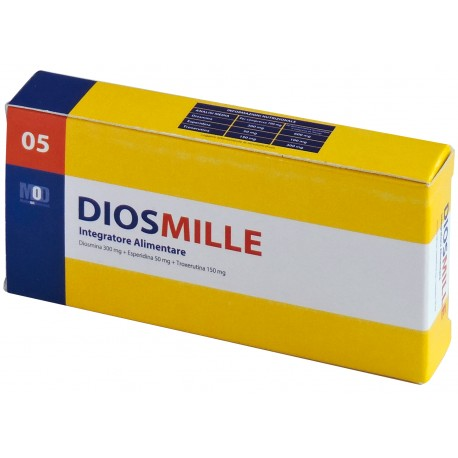 DIOSMILLE 30 cpr
