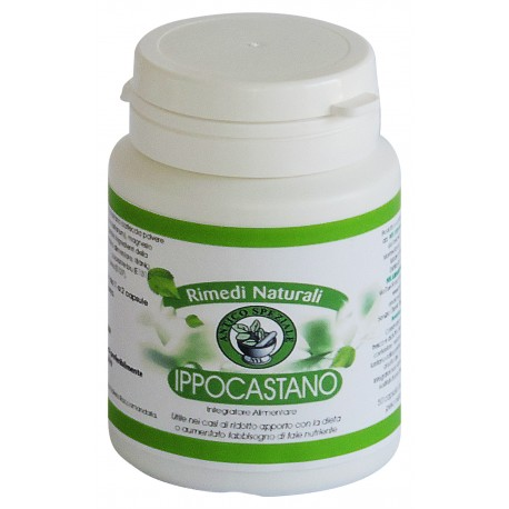 IPPOCASTANO 50 cps x 200 mg