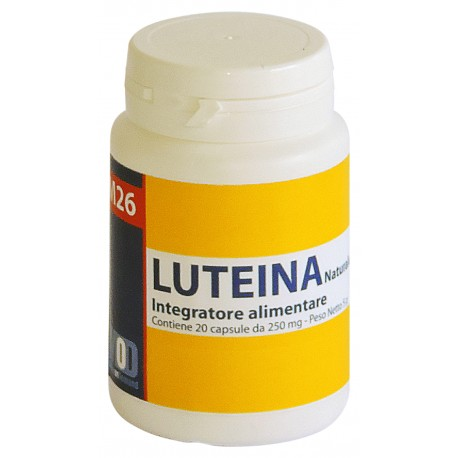 LUTEINA 20 cps