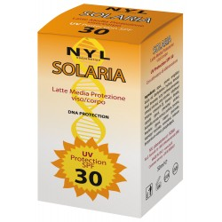 SOLARIA LATTE SPF 30 50 ML