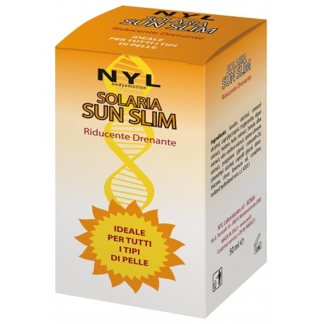 SOLARIA SUN SLIM 50 ML