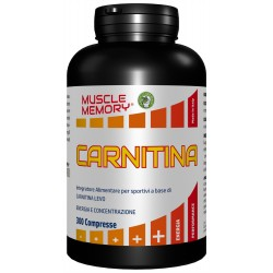 MUSCLE MEMORY CARNITINA 300 COMPRESSE
