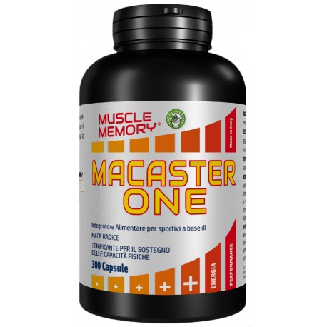 MUSCLE MEMORY MACASTER ONE 300 CAPSULE