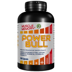 MUSCLE MEMORY POWER BULL 300 CAPSULE