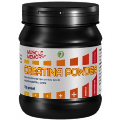 MUSCLE MEMORY CREATINA PURA IN POLVERE 350 g