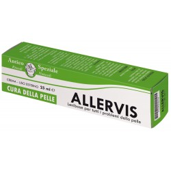 ALLERVIS CREMA TOPICA 25 ml