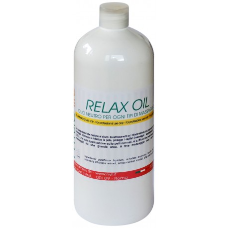 RELAX OIL MASSAGGIO 1000 ML