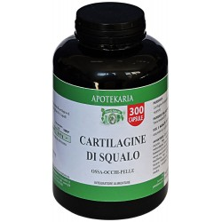 CARTILAGINE DI SQUALO 300 CAPSULE